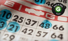 $20 for $40 Worth of Bingo and Two Soft Drinks at B&amp;G Bingo ($44 Value)