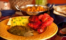 One or Three Groupons, Each Good for $22 Worth of Indian Cuisine at Moti Mahal