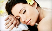 $65 for a Signature Facial, Relaxation Massage, and Ionic Footbath at Serenity Artisan Studio ($130 Value)