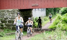 $69 for Winery Bike Tour with Lunch and Wine Tastings from Living Adventure Tours ($140 Value)