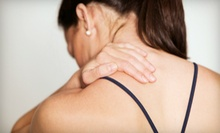 $49 for a Four-Visit Chiropractic Package at Evergreen Chiropractic ($450 Value)