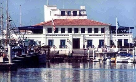 Visit for Adults and Kids to Santa Barbara Maritime Museum (Up to Half Off). Three Options Available.