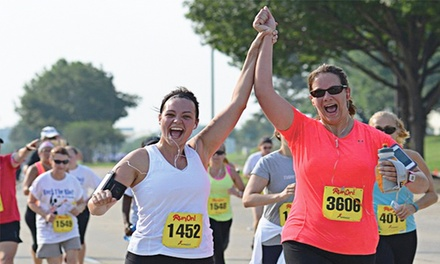 5K or 10K Registration for One to Rock The Block on Saturday, May 23 (Up to 50% Off)
