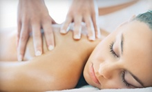 $49 for Chiropractic Exam, Spinal Adjustment, and Massage at Capitol Rehab Chiropractic and Massage ($350 Value)