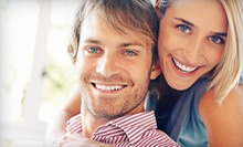 Dental Checkup with X-rays, Rembrandt Sapphire Teeth Whitening with Consult, or Both at Calm Dental (Up to 85% Off)