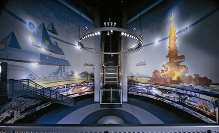 Individual, Two-Person, or Family Challenger Space Center Arizona Membership (Up to 53% Off)