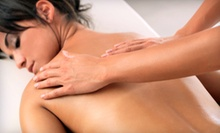 One or Two 60-Minute Relaxation Massages at U MedSpa (54% Off)
