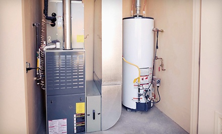 $29 for a Furnace Tune-Up or Water-Heater Flush from Action Plumbing Heating and Air ($89 Value)