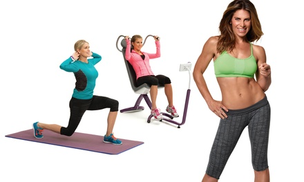 $19.97 for One-Month Gym Membership with Unlimited Classes at Curves ($153 Value)