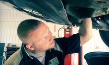 One or Three Oil Changes with Tire Rotation at Next Level Transmission and Automotive Repair (Up to 62% Off)