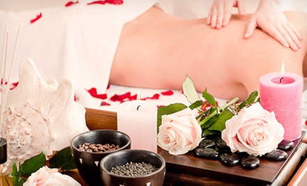 60- or 90-Minute Massage with Aromatherapy from Kacey at Aromatique Skin and Body Care (51% Off)