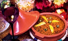 $10 for $20 Worth of Moroccan Food at Taste of Morocco