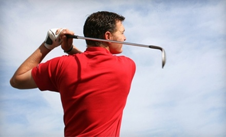 $39 for a Golf-Swing Analysis with a Follow-Up Practice Session at Swing Doctors in Kirkland ($120 Value)