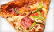 10 or 20 $5 Vouchers for Pizzeria Cuisine at Milan Pizza (Up to a 51% Off)