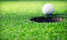 18-Hole Round of Golf with Cart Rental for Two or Four at White Oaks Country Club (Up to 64% Off)
