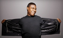 Tracy Morgan: Excuse My French Standup Show at Egyptian Room at Old National Centre on Friday, May 10 (Up to $48 Value)