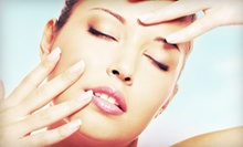 Artificial Gel Nails with Optional Fill at Merle Norman Cosmetics & Day Spa (Up to 52% Off)