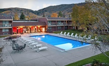 One-Night Stay with Optional Dining Credit at The Yarrow Hotel & Conference Center in Park City, UT
