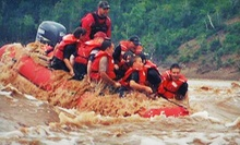 Two-Hour River-Rafting Tour for Two or Four from Fundy Tidal Bore Adventures (Up to 51% Off)