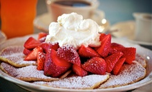 $7 for $14 Worth of Breakfast Fare at The Original Pancake House in Roseville