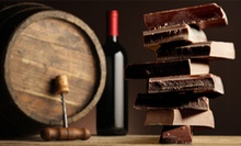 Wine and Artisan-Chocolate Pairing for Two or Four at Millesime Cellars Winery & Tasting Room (Half Off)