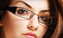 C$29 for C$150 Toward Sunglasses, Prescription Sunglasses, or Prescription Eyeglasses at Crown Opticians