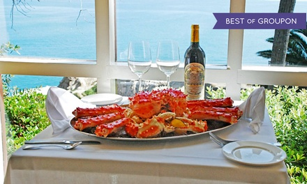 $60 for $100 Worth of Upscale Seafood at Crab Catcher