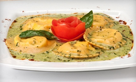 Italian Cuisine at Frank Anthony&#x27;s (Up to 56% Off). Three Options Available. 