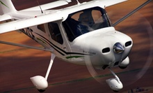 $89 for a 30-Minute Introductory Flight with Ground Schooling at Flight Training Professionals ($205 Value)