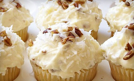 One or Two Dozen Gourmet Cupcakes from Noi Gifts & Gourmet (Up to 54% Off)