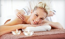 $49 for Spa Package with Massage, Facial, and Hand and Foot Wraps at Positive Strides Therapies ($135 Value)