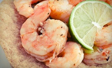 Latin Fusion Cuisine for Two or Four at La Fonda Restaurant (Half Off)