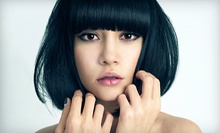 Haircut and Protein Treatment with Optional Color at Da Vinci's Salon & Gallery (Up to 52% Off)