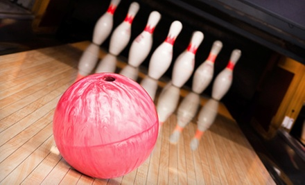 $30 for Bowling with Shoe Rental for Up to Five at Bowling Proprietors' Association of North Jersey (Up to $77.50 Value)