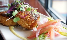 Three-Course Dinner for Two or Four at Sugar Baking Co. & Restaurant (Up to 61% Off)