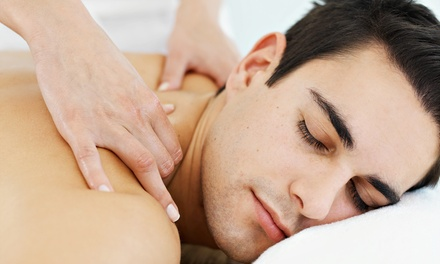 60-Minute Massage or Chiropractic Exam and Two Treatments at Tominello Chiropractic (Up to 77% Off)
