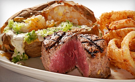 $25 for $50 Worth of Steakhouse Dinner at Clearman's Steak 'n Stein Inn