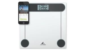 Weight Gurus Smartphone-connected Digital Bathroom Scale