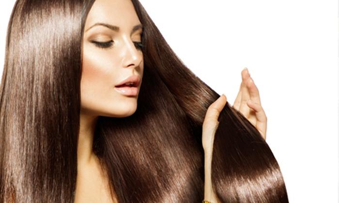 I Capelli Di Ilaria - I CAPELLI DI ILARIA: Seduta di bellezza capelli con taglio, colore e trattamento a scelta come shatush da 19 €
