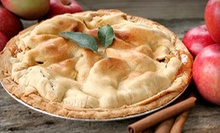 Savory Entree and Dessert Pies at Fork and Pie Bar (Half Off). Two Options Available.
