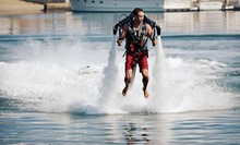 25-Minute Water-Powered Jetpack Adventure for One or Two at Tiki Jet (Up to 53% Off)