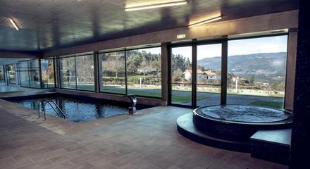 Tempus Hotel & Spa — Viana do Castelo: 1 ou 2 noites para duas pessoas com pequeno-almoço e acesso ao spa desde 59€