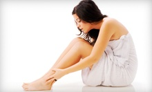 Three Laser Hair-Removal Treatments for a Small, Medium, or Large Area at Aesthetic Center of La Jolla (Up to 84% Off)