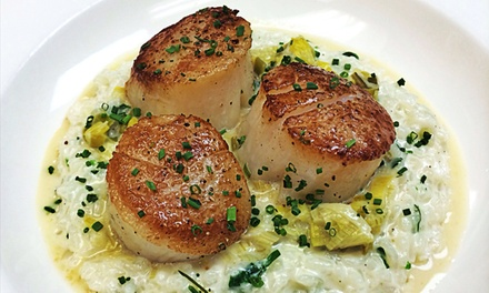 American Cuisine at Nicollet Island Inn Bar Restaurant and Hotel (Up to 40% Off). Three Options Available.