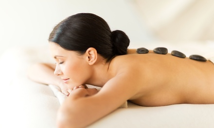 1 or 3 90-Minute Massages with Hot Stones or Aromatherapy at Stress Free Therapeutic Massage (Up to 61% Off)