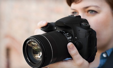 $69 for Two 2.5-Hour Photography Classes at Kelly Segré Photography ($198 Value)