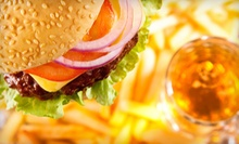 Burgers, Fries, and Beers for Two or Four at Cody's South (Up to 52% Off)