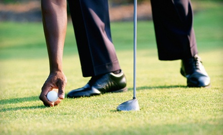 $189 for Five 18-Hole Rounds of Golf and 10 Golf-Lesson Clinics at Wildcat Golf Club (Up to $1,015 Value)