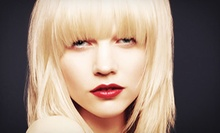 Hair Services at Citrus Spa & Salon (Up to 59% Off). Five Options Available.