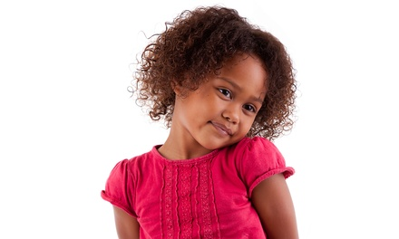Back-to-School Hydration and Shampoo with Choice of Styling or Braids for Kids at Salon BKB (Up to 50% Off)